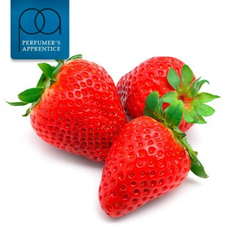 Perfumers Apprentice(TPA) Strawberry (Ripe) Aroma - TPA eclshop.dk
