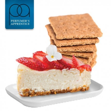 Perfumers Apprentice(TPA) Cheesecake Graham Crust Aroma - TPA eclshop.dk