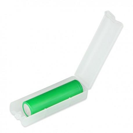 Batterier Batteri boks til 1 stk 18650 eclshop.dk
