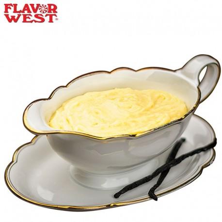 Flavour West Vanilla Custard Aroma - FW eclshop.dk