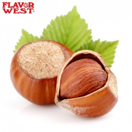 Flavour West Hazelnut Aroma - FW eclshop.dk