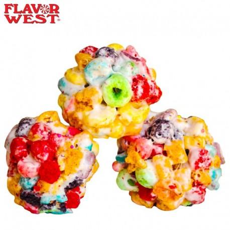 Flavour West Crunch Fruit Cereal Aroma - FW eclshop.dk