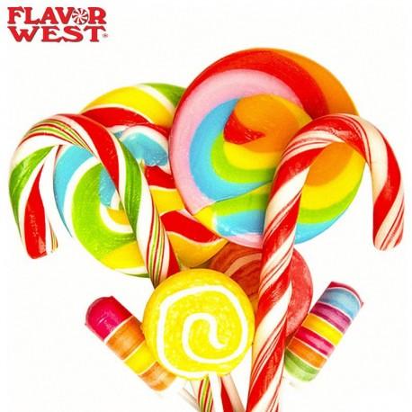 Aroma & Baser Rainbow Candy Aroma - FW eclshop.dk
