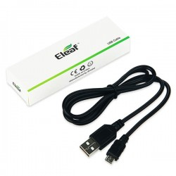 Tilbehør & DiY Eleaf USB cable eclshop.dk