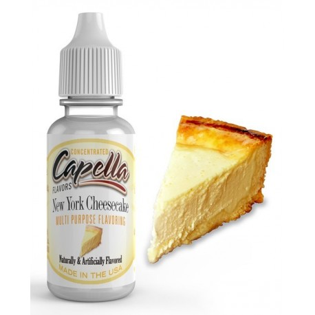 Capella New York Cheesecake Aroma - CAP eclshop.dk