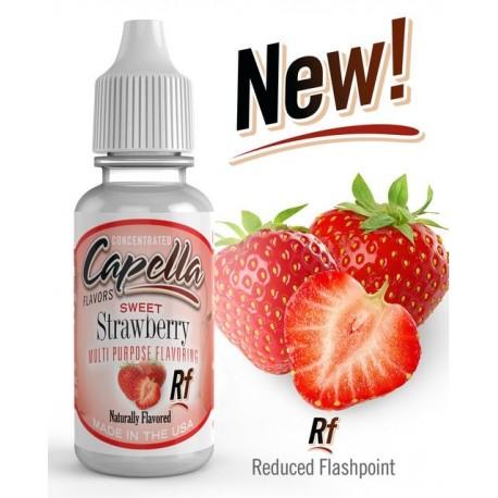 Capella RF Sweet Strawberry Aroma - CAP eclshop.dk
