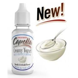 Capella Creamy Yogurt Aroma - CAP eclshop.dk