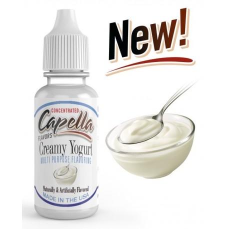 Aroma & Baser Creamy Yogurt Aroma - CAP eclshop.dk