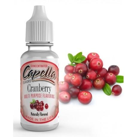 Capella Cranberry Aroma - CAP eclshop.dk