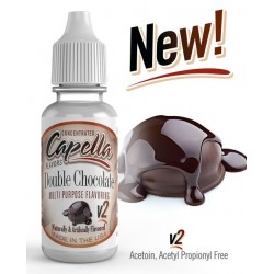 Aroma & Baser Double Chocolate V2 Aroma - CAP eclshop.dk