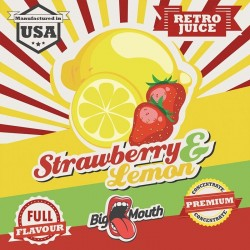 Strawberry & Lemon Aroma - Big Mouth