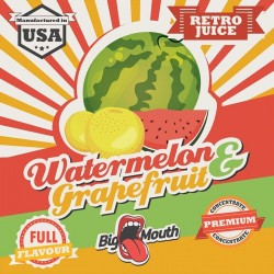 Watermelon & Grapefruit Aroma - Big Mouth