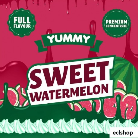 Big Mouth Sweet Watermelon Aroma - Big Mouth eclshop.dk