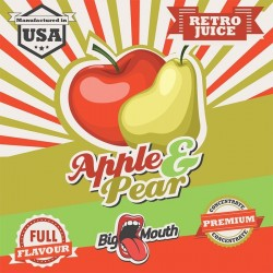Big Mouth Apple & Pear Aroma - Big Mouth eclshop.dk