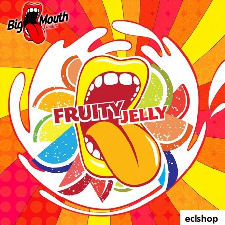 Big Mouth Fruity Jelly Aroma - Big Mouth eclshop.dk
