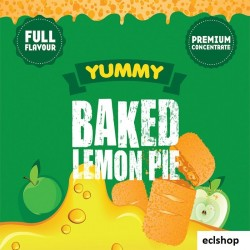 Yummy Baked Lemon Pie Aroma - Big Mouth
