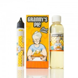 Granny's Pie Peach Cobbler 120ML./0MG.
