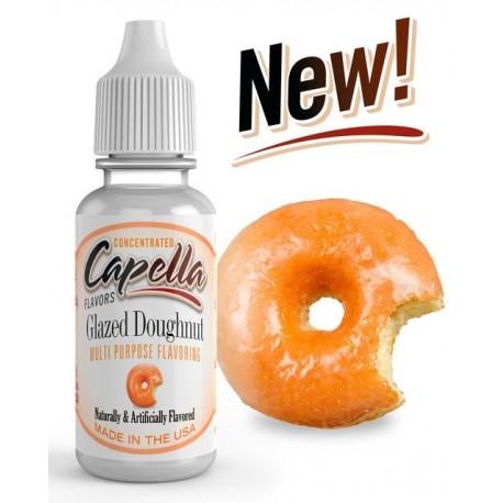 Capella Glazed Doughnut Aroma - CAP eclshop.dk