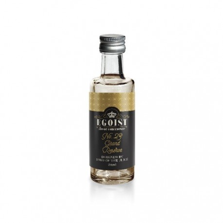 EGOIST - Lord Of The Juice No. 23 - Grand Reserve 20ml. - EGOIST by LOTJ eclshop.dk