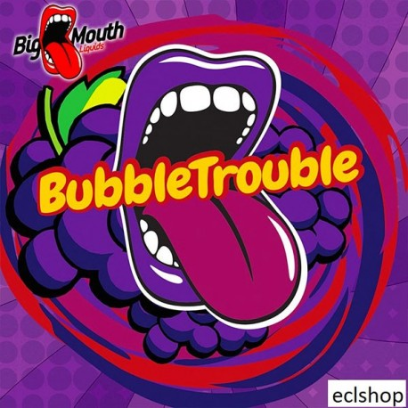 Big Mouth Grape Trouble Aroma - Big Mouth eclshop.dk