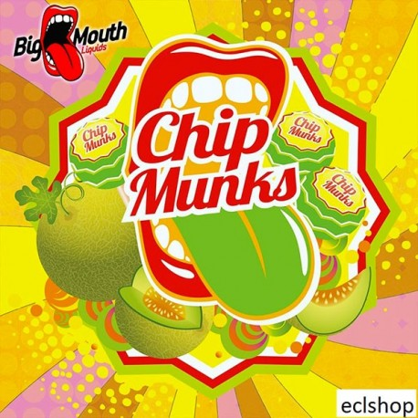 Big Mouth Chip Munks Aroma - Big Mouth eclshop.dk