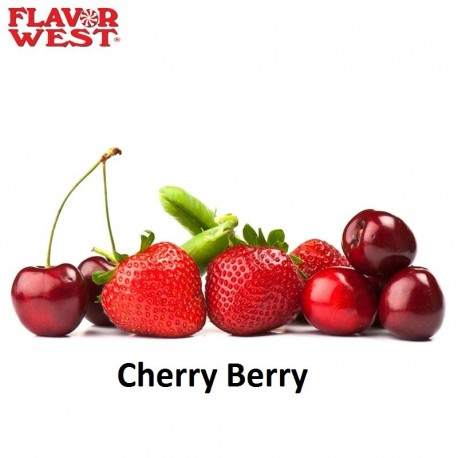 Aroma & Baser Cherry Berry - FW eclshop.dk