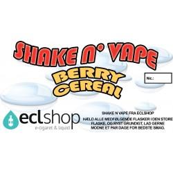 Berry Cereal - Shake n' Vape