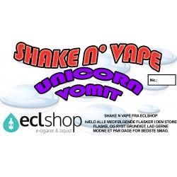 E-væske Unicorn Vomit - Shake n' Vape eclshop.dk