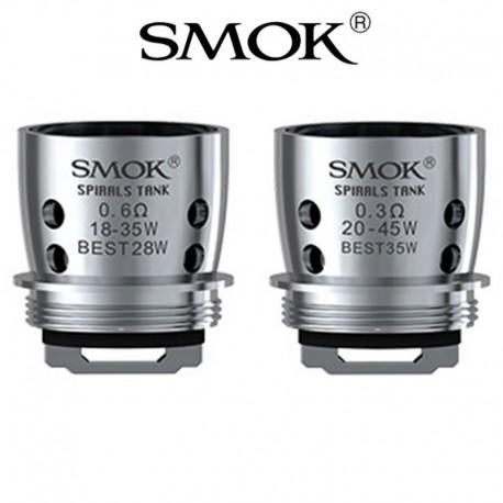 Tilbehør & DiY Smok Spirals coil, 1 stk. eclshop.dk