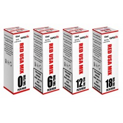 Vapeson Red USA Mix - 10ml.