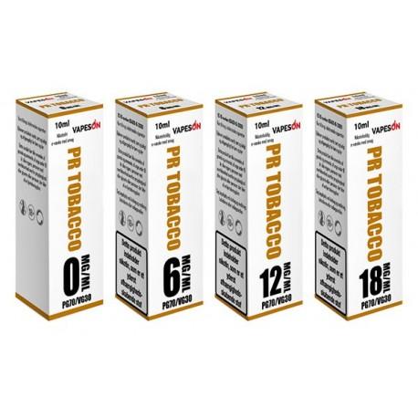 E-væske Vapeson PR Tobacco - 10ml. eclshop.dk