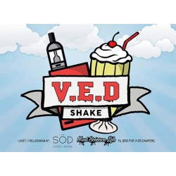 VED Shake - Mad Science Lab & SÖD Aroma - 10ml.