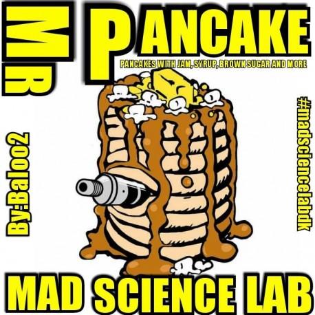 BLÄST & Mad Science Lab (MSL) Mr. Pancake - Mad Science Lab Aroma - 10ml. eclshop.dk