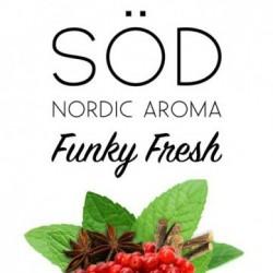 AROMA Funky Fresh - SÖD Aroma - 10ml. eclshop.dk