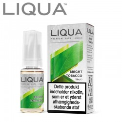 Liqua 10ml. Bright Tobacco