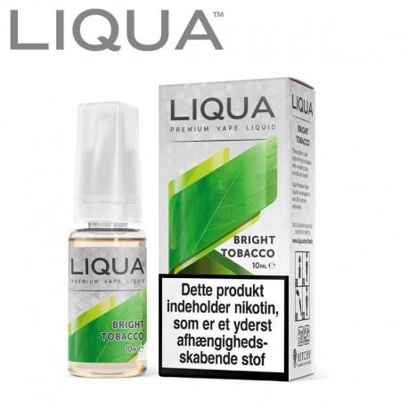 LIQUA Bright Tobacco Liqua 10ml. eclshop.dk
