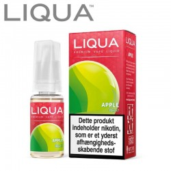 LIQUA Liqua Apple 10ml. eclshop.dk