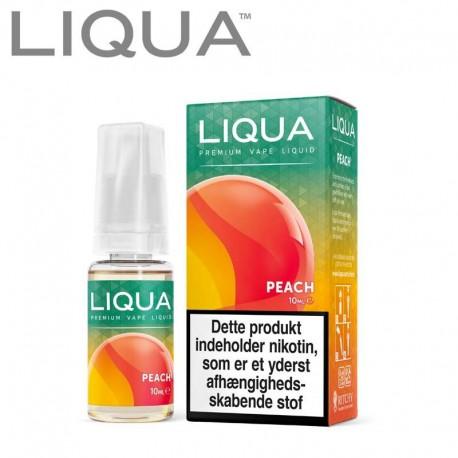 LIQUA Peach Liqua 10ml. eclshop.dk