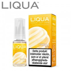LIQUA Liqua Vanilla 10ml. eclshop.dk