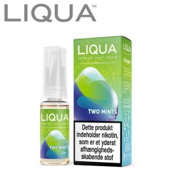 LIQUA Liqua Two Mints 10ml. eclshop.dk