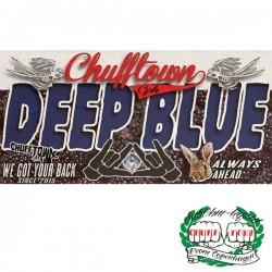 Chuff Town & Ohmen Chuff Town CPH Aroma - Deep Blue - 10ml. eclshop.dk