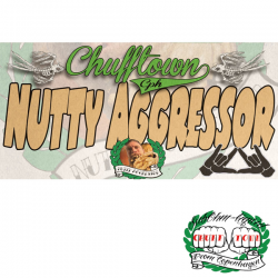 AROMA Chuff Town CPH Aroma - Nutty Agressor - 10ml. eclshop.dk