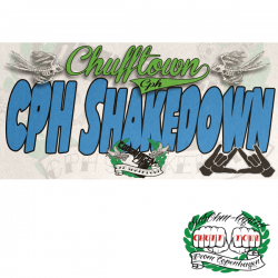 Chuff Town CPH Aroma - CPH Shakedown - 10ml.