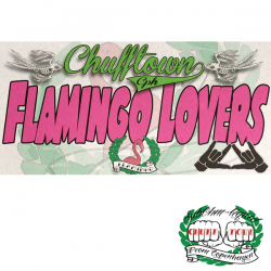AROMA Chuff Town CPH Aroma - Flamingo Lovers - 10ml. eclshop.dk