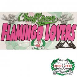 Ohmen, SÖD & Chuff Town Chuff Town CPH Aroma - Flamingo Lovers - 10ml. eclshop.dk