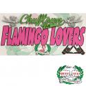 Chuff Town CPH Aroma - Flamingo Lovers - 10ml.