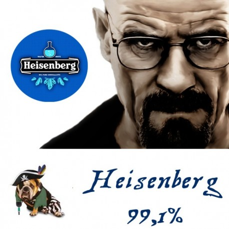 Copsa & T-Juice COPSA Aroma - Heisenberg 99,1% 10ML. eclshop.dk