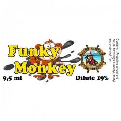 AROMA COPSA Aroma - Funky Monkey Aroma 10ML. eclshop.dk