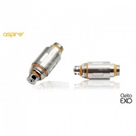 Coils Aspire Cleito EXO coil 0,16oHm - 1 stk eclshop.dk