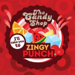 The Candy Shop - Zingy Punch Aroma - Big Mouth
